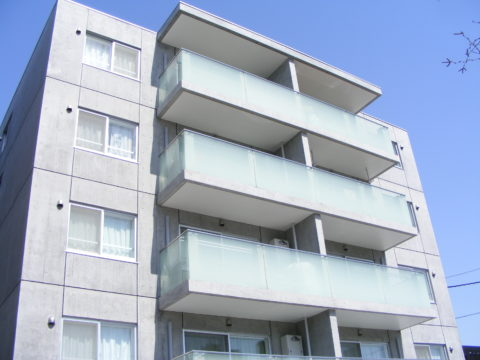 SAPPORO City Apartment House (aibic)