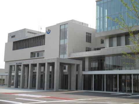 AKITA Prefecture KATAGAMI City Hall