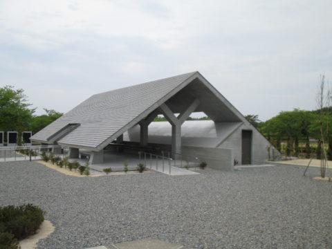 HIGASHIYAMA Cemetery