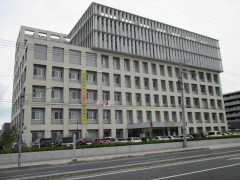 SAITAMA Prefecture OMIYA Police Station