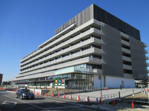水戸市庁舎